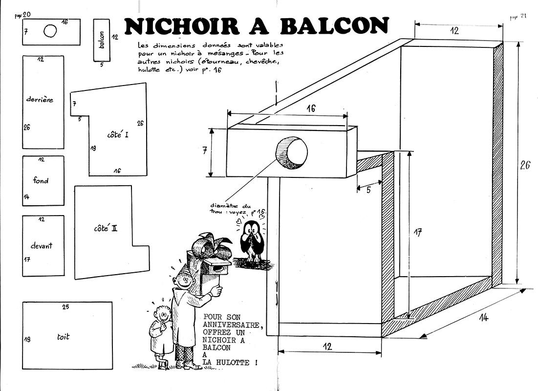pin plan de nichoir standard on pinterest. Black Bedroom Furniture Sets. Home Design Ideas