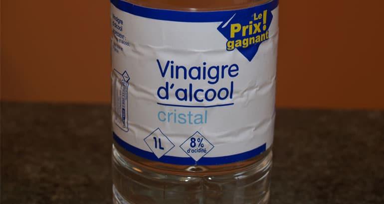Nettoyer avec du vinaigre d alcool vinaigre blanc for Nettoyage salle de bain vinaigre blanc