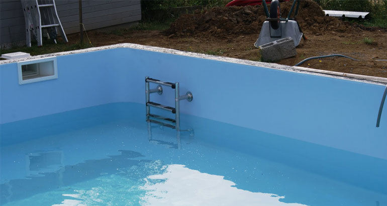 remettre piscine en route