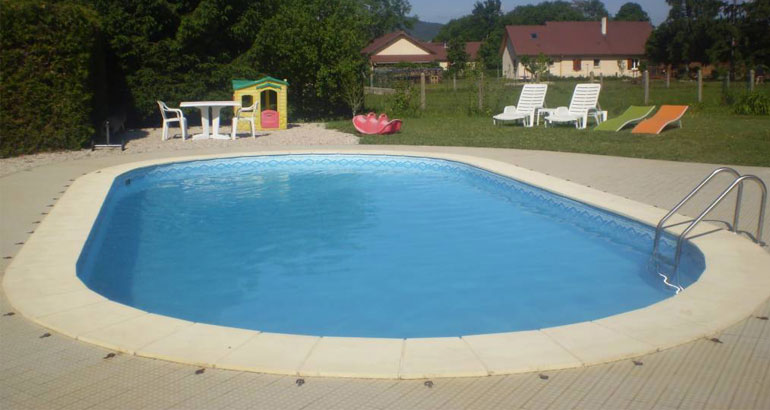 Comment calculer le volume d 39 eau d 39 une piscine ovale for Piscine x eau