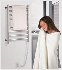 Pr sentation du radiateur seche serviette bricoleur malin for Petit seche serviette electrique