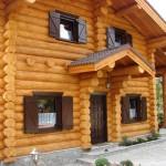 Tout savoir sur la maison en bois massif empilé et ses avantages