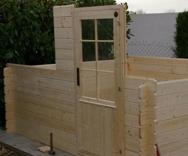 Conseils pratiques pour construire un abri de jardin for Construire un abri de jardin