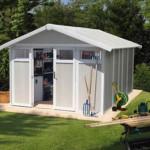Abri de jardin en PVC : avantages et inconvénients