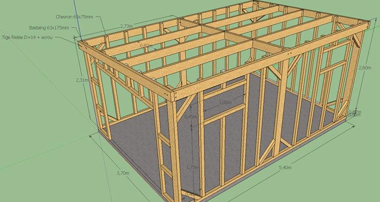 Quelles dimensions pour un abri de jardin id al for Abri de jardin resine 12m2